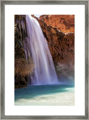 Havasufalls IIi Framed Print by Scotts Scapes