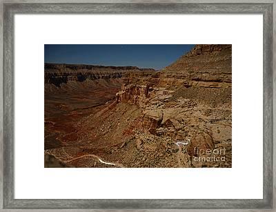 Havasupai Hilltop  Framed Print