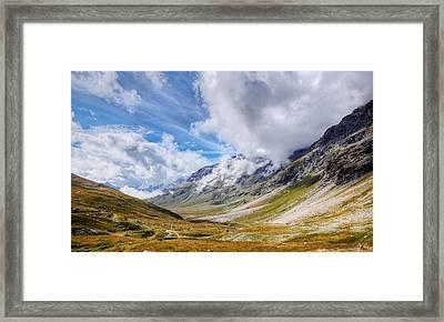 Haven Framed Print