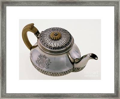 Hawaii - Royal Teapot Framed Print by Granger