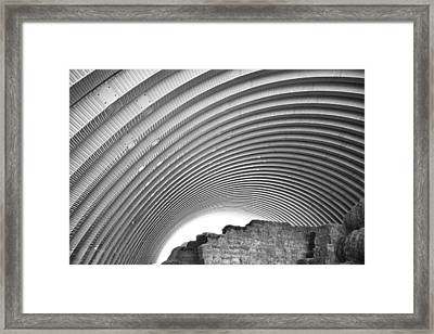 Hay House Framed Print
