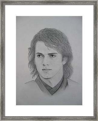 Hayden Framed Print