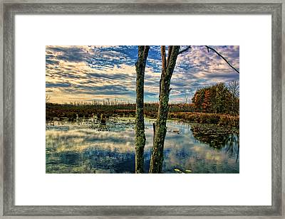 Hd Lakeview Framed Print