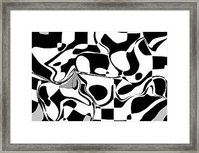 Head Games..... Framed Print by Tanya Tanski
