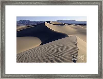 Healing Powers Framed Print by Bob Christopher