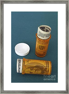 Healthcare Framed Print by John Van Decker