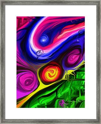 Heart Song Framed Print