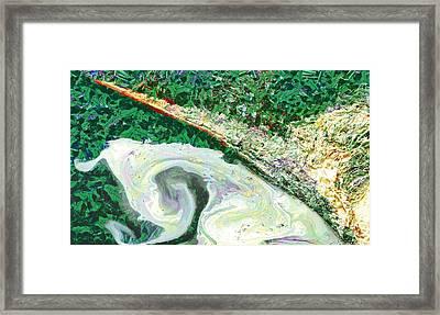 Heartbreak Framed Print by Steve Taylor