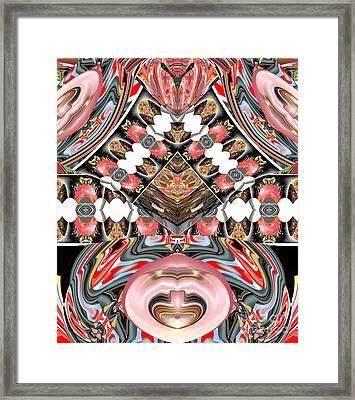 Heartfelt Framed Print
