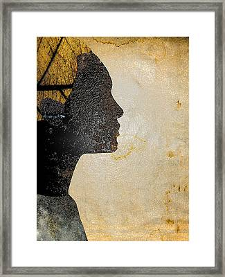 Heat Framed Print by Niels Walther