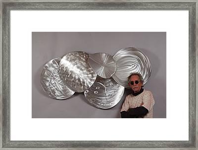 Heat Of Shadows Framed Print by Mac Worthington