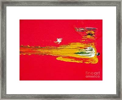 Heaven Bound Framed Print