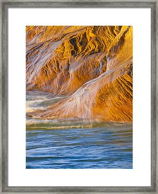 Heavenly  Framed Print by Cindy Lindow