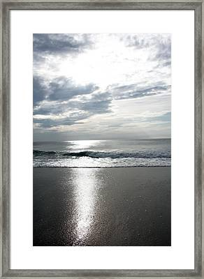 Heavenly Morning II Framed Print by Mary Haber