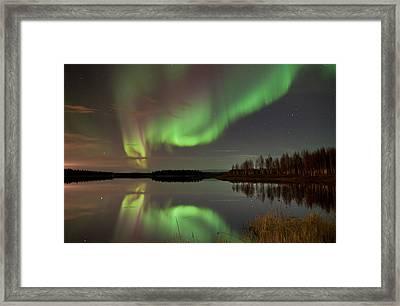 Heavens Delight Framed Print