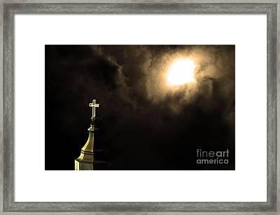 Heaven.s Gate . 7d15002 Framed Print