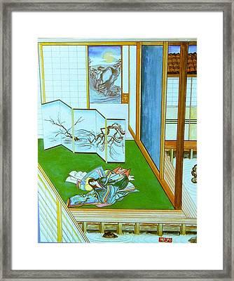 Heavensent Messengers Framed Print