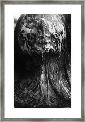 Held Under Framed Print by Emily Austin