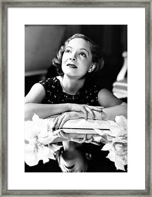 Helen Hayes, 1934 Framed Print by Everett