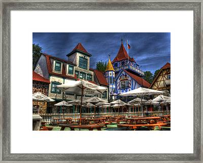Helen Lunch Framed Print