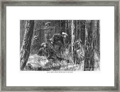 Henry Berry Lowery Framed Print by Granger