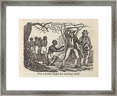 Henry Bibb 1815-1854 Authored Framed Print by Everett