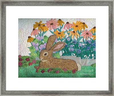 Henry Framed Print by Denise Hoag