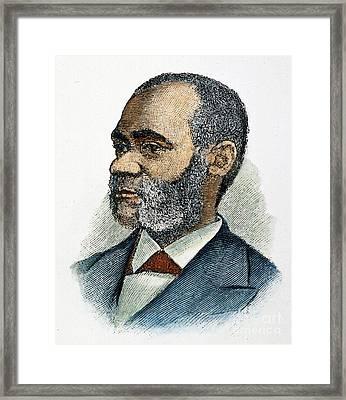 Henry Highland Garnet Framed Print