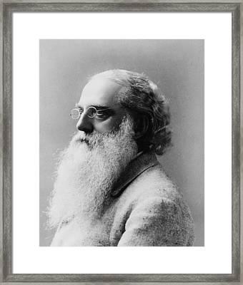 Henry Steel Olcott 1832-1907, American Framed Print by Everett