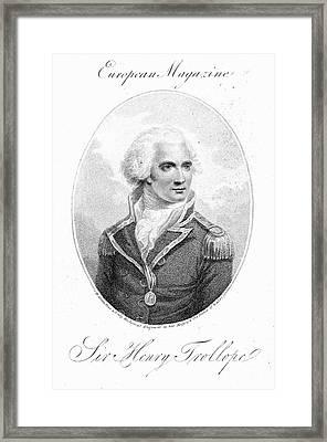 Henry Trollope (1756-1839) Framed Print by Granger