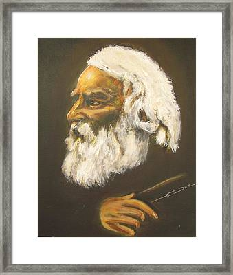 Henry Wadsworth Longfellow Framed Print by Eric Dee