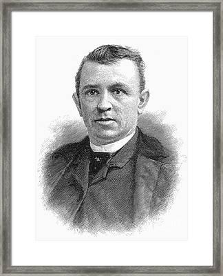 Henry Woodfin Grady Framed Print