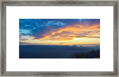 Here Comes The Sun Framed Print by Heidi Smith