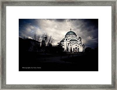 Here We Come Framed Print by Uros Zunic