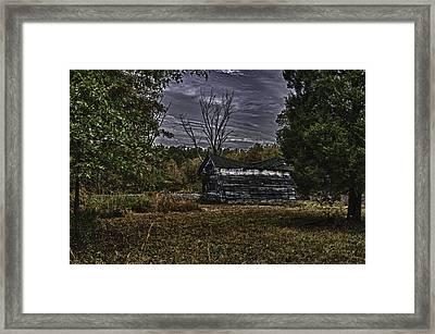Hermit Life Framed Print by Ryan Crane