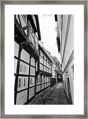 Herrendorftwete Framed Print by Benjamin Matthijs