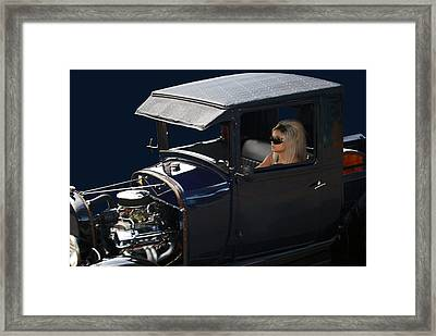 Hers Framed Print by Bill Dutting