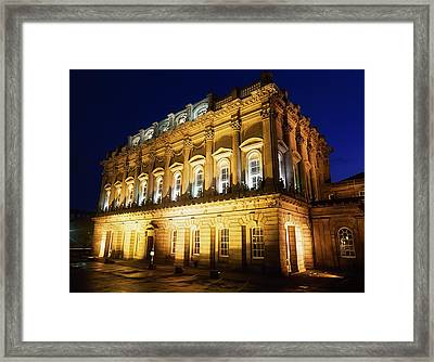 Heuston House, Railway Station, Dublin Framed Print by The Irish Image Collection