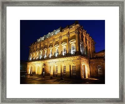 Heuston House, Railway Station, Dublin Framed Print