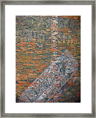 Hidden Loaf Framed Print by Cyryn Fyrcyd