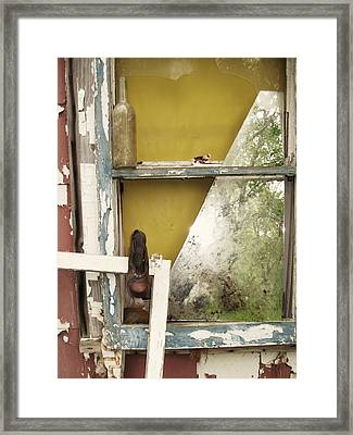 Hidden Secrets Framed Print by Todd Sherlock