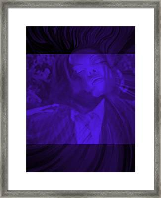 Hidden Framed Print by Susan  Solak