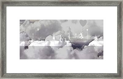 High Goals Framed Print by Steve K