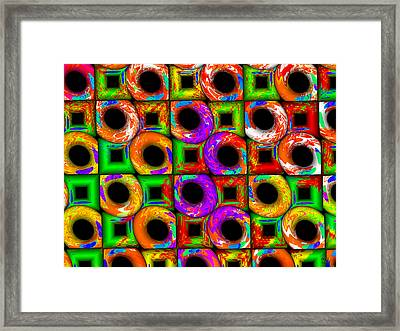 High Intensity II Framed Print by Manny Lorenzo