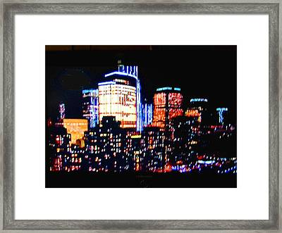 High-lights Framed Print by Val Oconnor