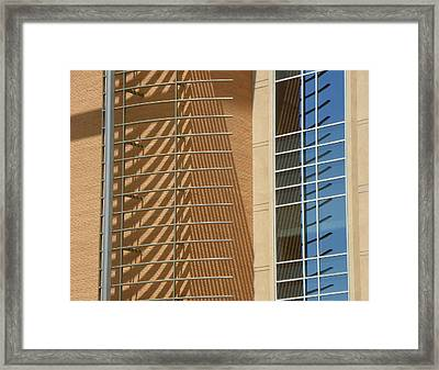 High Noon Two Framed Print