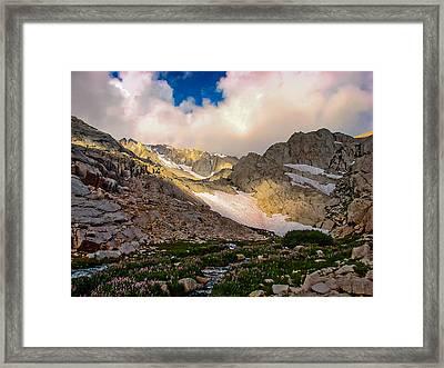 High Sierra Beauty Framed Print by Scott McGuire
