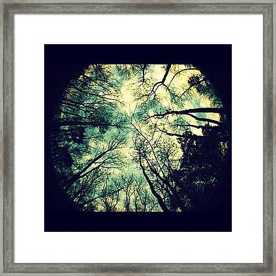 #highgate #london Framed Print
