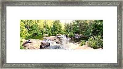 Highlander Trail Framed Print