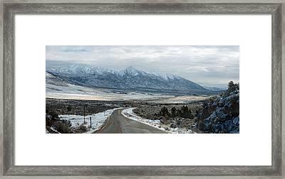 Highway 447 Framed Print by Gary Rose